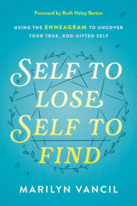 Self to Lose, Self to Find Book - Marilyn Vancil