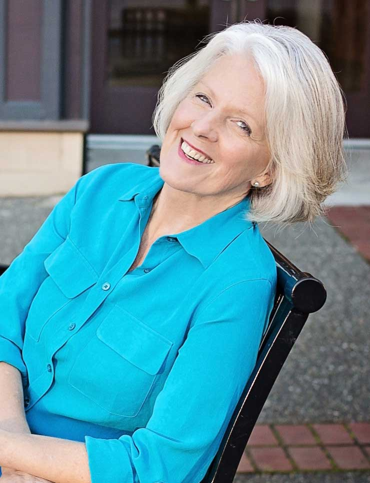 Marilyn Vancil, Author