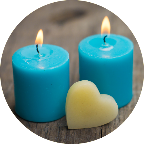 Spiritual Direction Candles